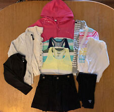 Great Lot ~ 11 Piece Girls Clothing. Size 5/6, 6/7 All Seasons. Gap, Old Navy.