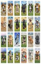 3D - Lesezeichen Hunde / Bookmarks Dogs [NEU]