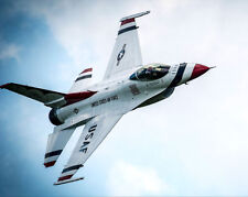 Us Air Force Thunderbird Performs Sneak Pass 11x14 Silber Halogen Fotodruck