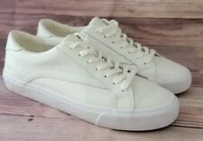 Madewell Womens Sneakers Size 9.5 Sidewalk Low Top White