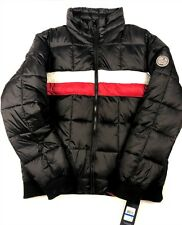 Tommy Hilfiger Jacket Ultra Loft Black Wind Resistant...