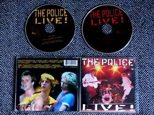THE POLICE - Live ! - CD
