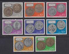 San Marino ~ 1972 Vintage Coins,  Sc# 790-797  **/NH  (mr064)