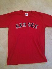 Boston Red Sox MLB T-Shirt #18 Matsuzaka (Adult L)