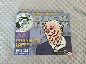 IDW COMPLETE CHESTER GOULD'S DICK TRACY : DAILIES & SUNDAYS VOL 8 HC