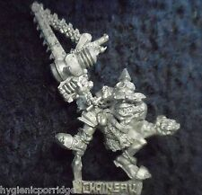 1994 Goblin Bloodbowl 3rd Edition Star Player Nobbla Black Wort Citadel Looney