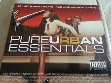 Various Artists : Pure Urban Essentials (2CDs) (2003)