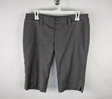 NWT Urban Outfitters LUX Gray Grey Bermuda Shorts Women's Size 8 $58