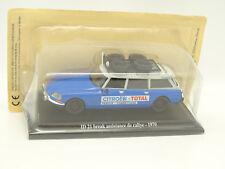 UH Presse 1/43 - Citroen DS ID 21 Break Assistance Rallye 1970