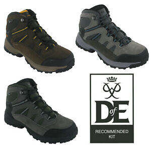 Hi-Tec Mens Bandera Lite Waterproof Boots Lace Up Walking Trail Hiking UK7-15