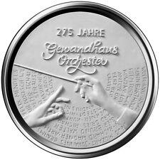 Deutschland 20 Euro 2018 - 275 Jahre Leipziger Gewandhausorchester - Silber ST