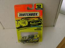 Voitures miniatures Matchbox cars