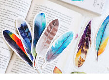 30 Pcs Paper Bookmarks Sticky Notes Message Card Chinese Style Book Mark Reading