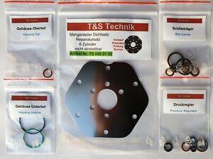 0438100045 Mengenteiler SAAB 99 Turbo  Reparatursatz Fuel Distributor Repair Kit