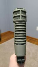 Electro-Voice Broadcast Announcer Microphone (Re20) The Broadcast Standard