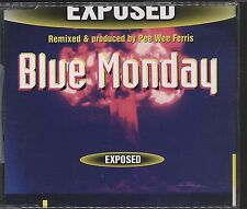 EXPOSED BLUE Monday CD (single)