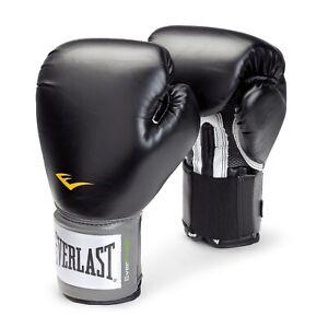 Everlast Women's Pro Style Training Boxing Gloves - Black 1200026
