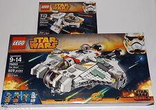LEGO Star Wars The GHOST & The PHANTOM Rebels 75053 75048 Kanan Hera Zeb Chopper