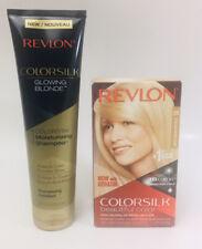 Revlon Colorsilk 04 Ultra Light Natural Blonde + Revlon Colorsilk Shampoo Blonde