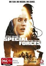 Special Forces -Djimon Hounsou Diane Kruger GENUINE REGION 4 DVD NEW/SEALED