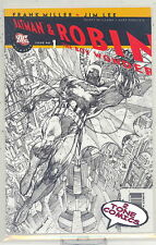 ALL STAR BATMAN & ROBIN # 1 RRP SKETCH VARIANT JIM LEE