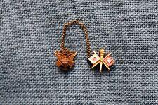 WWII Sweetheart Pin, Signal Corps Lapel Pin