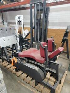 Body Master Horizontal Leg Press 113