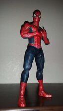 """Spiderman 2 12"""" Action Figure ToyBiz 2004 Marvel Spider-Man Movie"""