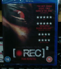 REC 2 fear revisited  (Blu-ray, 2010) new sealed