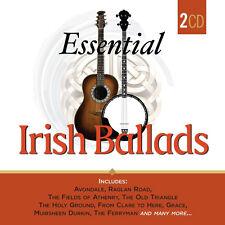 Essential Irish Ballads Various Artists 5099343042018