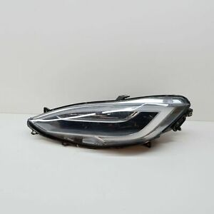 TESLA MODEL S 75 Front Left Headlight 1053570 235kw 2017 RHD