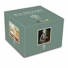 MOZART 225: THE NEW COMPLETE EDITION - 200 CD BOX SET - LIMITED EDITION: ENGLISH