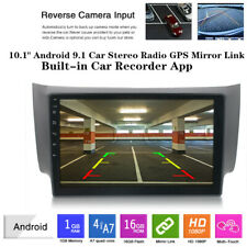 "Fit For Nissan Sentra 10.1""Android 9.1 Touch Screen Player Car Stereo Radio GPS"