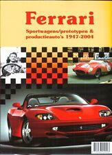 Ferrari • 1947-2004  Sport, Proto & Productie • Haakman 2004 •  VERY GOOD