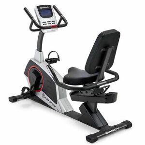 Marcy ME-706 Regenerating Recumbent Exercise Bike - RRP £499