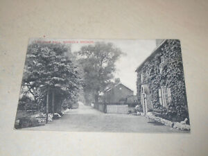 EARLY 1907 POSTCARD - COLDHAM HALL, NORFOLK BROADS, NORFOLK