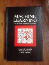 Michalski-Carbonell-Mitchell, MACHINE LEARNING, Kaufmann, 1983