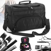 Professional Hair Stylist Salon Barber Hairdressing Scissor Comb Tool Makeup Bag