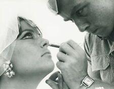 CLAUDIA CARDINALE UNA ROSA PER TUTTI 1967 VINTAGE PHOTO ORIGINAL #11