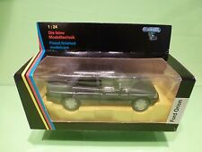 SCHABAK 1527 FORD ORION 4 DOORS - DARK GREY 1:24 - VERY GOOD IN BOX