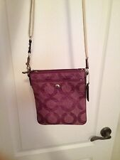 COACH Purse, crossbody, sold out purse, bought $210