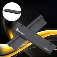 Aluminum Alloy PC DDR2/DDR3/DDR4 RAM Cooling Heat Insulating Cooler Case