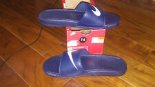 NEW $24 Mens Nike Benassi Swoosh Sandals, size 14          shoes