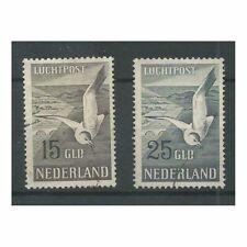 Nederland  LP12-13 Luchtpost Meeuwen  VFU/gebr  CV 250 €