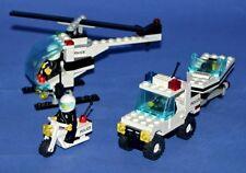 LEGO 6354 - Legoland - Pursuit Squad - 1990 - NO BOX