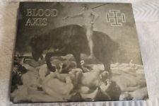 Blood Axis – The Gospel Of Inhumanity Digipak/Cthulhu Records CD 1996