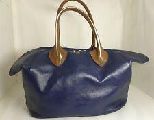 Pour La Victoire Genuine Leather Large Weekender Bag