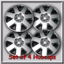 "4 Chrome 15"" Dodge Stratus Hubcaps 2001-2003 Stratus Wheel Covers Free Ship"