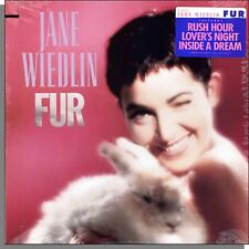 Jane Wiedlin (Go-Gos) - Fur - New 1988 LP Record! EMI Manhattan #E-1 48683