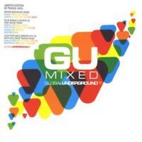 Verschiedenen - Global Underground - Gumixed (Limitierte Auflage) Neu 4 X CD